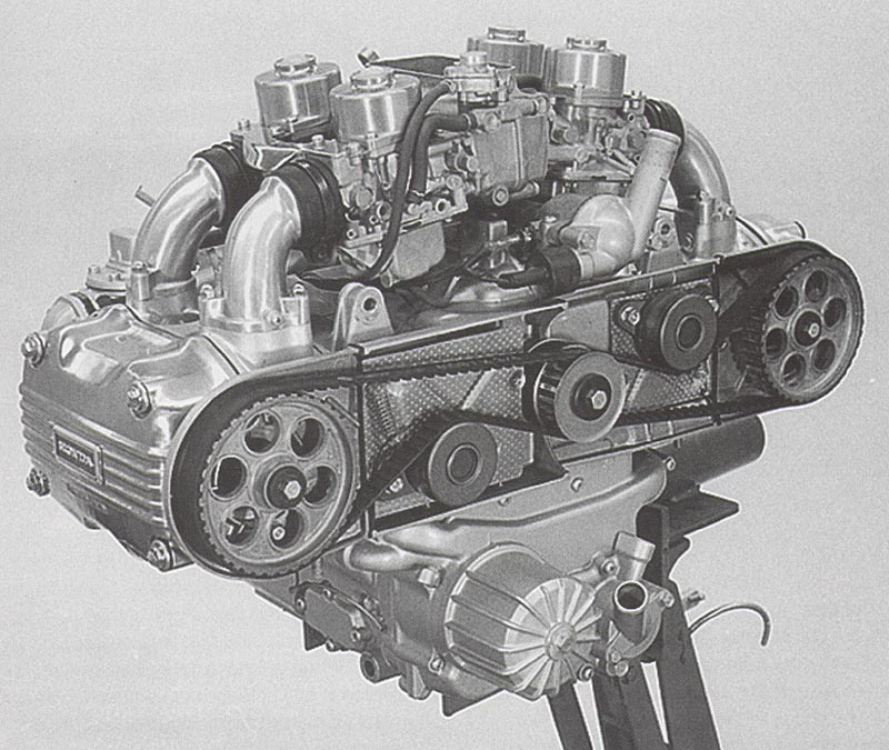 Gl 1000 engine Wing motors automobiles